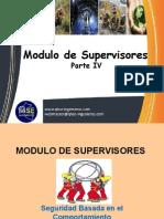 Modulo de Supervisores Parte 4
