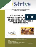 Factores de Origen Ambiental