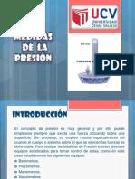 4 -Exposicion Medidas de La Presion