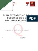 Plan Especifico Rh