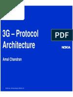 3G Protocol Stack