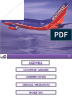 64855040 South West Airlines Print