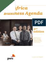 Africa Business Agenda 2013