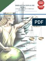 CIVIL... Derecho de Las Personas (1)