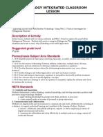 DB EDU 598 Technology Lesson Plan