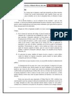 Clases del código penal de 1991_