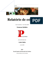 RELATÓRIO DE ESTÁGIO Público  - Vanessa Quitério