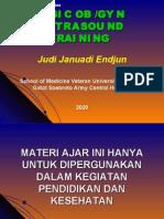 USG Intensif 1. ISUOG Basic OBGYN Ultrasound Training JJE 20090126