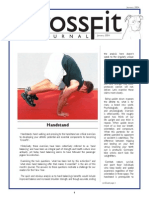 Crossfit Vol. 17 - Jan 2004 - HANDSTANDS