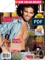 Playgirl July 2007 (Country)