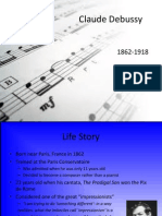 debussy powerpoint