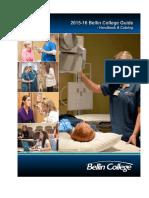 Bellin College Guide - Handbook & Catalog