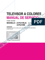 12950 Chassis MC-059C Version 3.2 Manual de Servicio