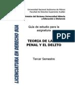 14 Teoria de La Ley Penal y El Delito