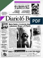 diario16Burgos657-Paquita La ermitaña