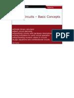 Digital Circuit Basics