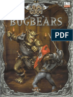The Slayer's Guide to Bugbears