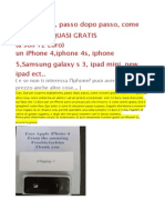 Come avere un Iphone gratis (o quasi).