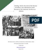 Freedmens Bureau