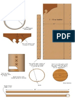 Quiver leather plan