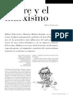 Sartre y El Marxismo