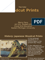 How to Woodcut Prints