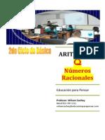 números racionales