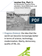 progressive era part 1 assisting powerpoint 1