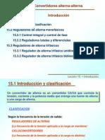 Lección 15- Reguladores CA-CA