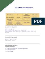 Merchandising Formules