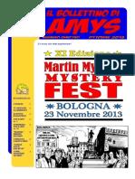 Il Bollettino Di Amys Nr. 4-2013