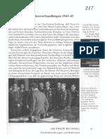 Der Große Wendig - Widerstand und Friedensbemühungen im Dritten Reich
