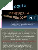 La Literatura Como Arte, Agosto 2011