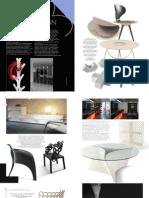 "Publication on Kim Katinis work - ""MD"", design magazine"