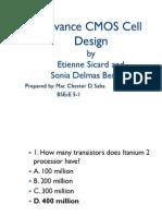 Advance CMOS Cell Design-Book3
