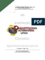 Apostila de Parasitologia