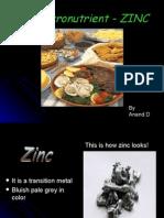 Zinc - Seminar