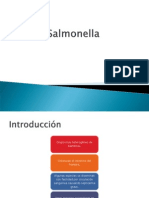 Salmonelosis Clase