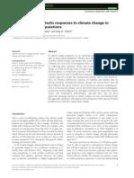 Stevens Et Al. 2013 Plasticidad Plantas