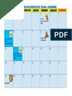 calendariode eventos de Tacna Diciembre.pdf