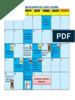 CALENDARIO DE EVENTOS DE TACNA OCTUBRE.pdf