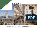 BCV Architects Portfolio - Market Halls (2009)