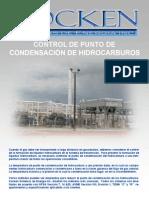 Control de Punto de Condensacion en Hidrocarburos