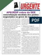 Apeoesp Urgente 5013