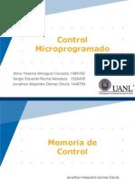 4 Control Microprogramado