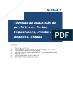 42 Técnicas de exhibición de productos en Ferias - Unidad 1 (pag8-25)