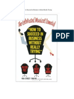 How to Succeed in Business Without Really Trying- Full Script