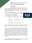 Quantum Mechanics PyEd 342