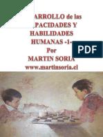 EDUCACIÓN DEL HOMBRE NATURAL-- DESARROLLO DE LAS CAPACIDADES HUMANAS TOMO I (segunda edición)