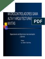 La Gama Alta de Los PIC(18F452)